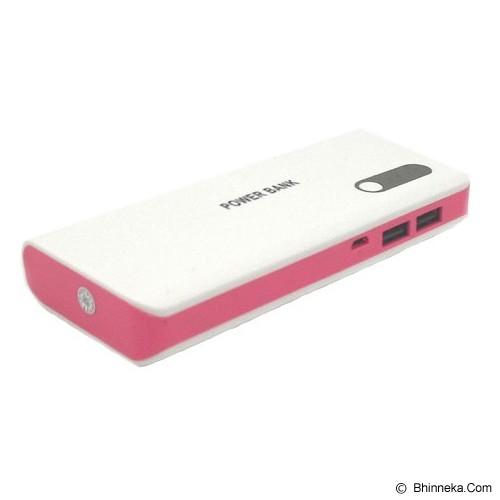 RAINBOW Powerbank 25000mAh - Pink - Portable Charger / Power Bank