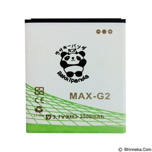 RAKKIPANDA Battery for Andromax G2 - Handphone Battery