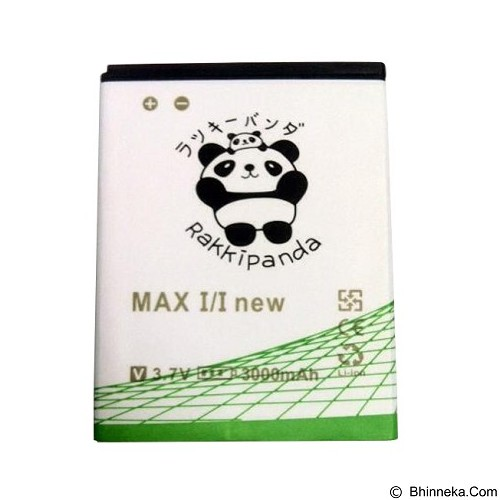 RAKKIPANDA Battery for Andromax I/I New - Handphone Battery