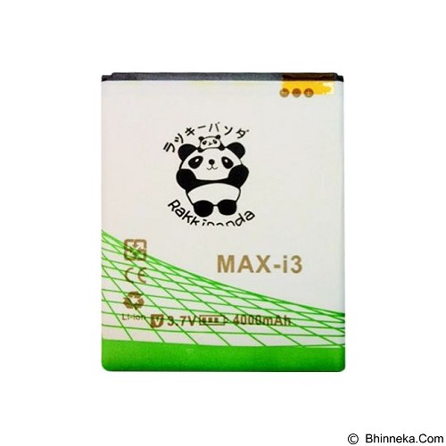 RAKKIPANDA Battery for Andromax I3 - Handphone Battery