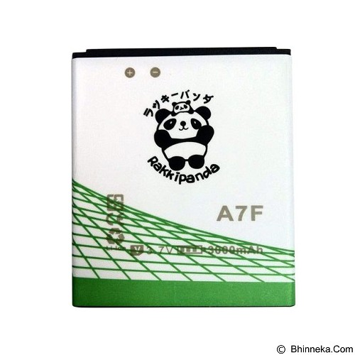 RAKKIPANDA Battery for Evercoss A7F 3000mAh - Handphone Battery