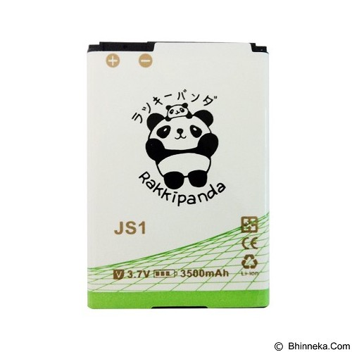 RAKKIPANDA Battery for JS1 Blackberry Davis or Amstrong 9320 3500mAh - Handphone Battery