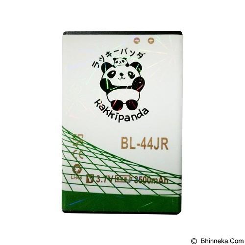 RAKKIPANDA Battery for LG L40 or P940 3500 mAh [BL-44JR] - Handphone Battery