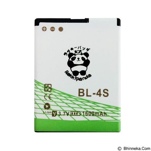 RAKKIPANDA Battery for Nokia BL-4S 1600 mAh - Handphone Battery