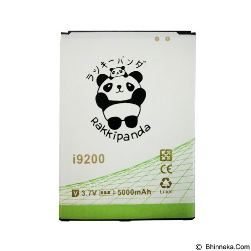 RAKKIPANDA Battery for Samsung Galaxy Mega 6.3 i9200 - Handphone Battery