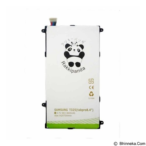 RAKKIPANDA Battery for Samsung Galaxy T325 Tab Pro 8.4 Inch - Handphone Battery