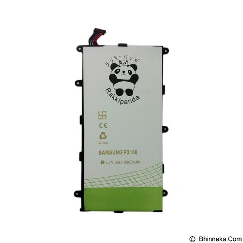RAKKIPANDA Battery for Samsung Galaxy Tab 2 7.0 - Handphone Battery