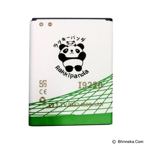 RAKKIPANDA Battery for Samsung Note 1 i9220 - Handphone Battery