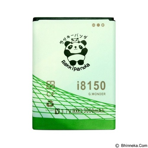 RAKKIPANDA Battery for Samsung Wonder i8150 - Handphone Battery
