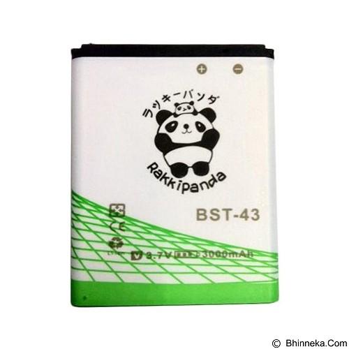 RAKKIPANDA Battery for Sony Ericsson 3000mAh [BST-43] - Handphone Battery