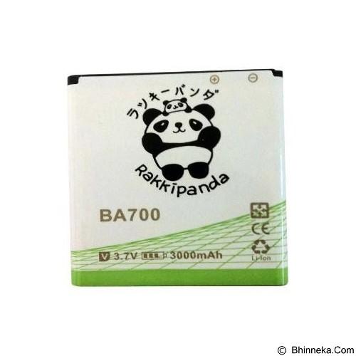 RAKKIPANDA Battery for Sony Xperia M/ NEO/ RAY [BA-700] - Handphone Battery