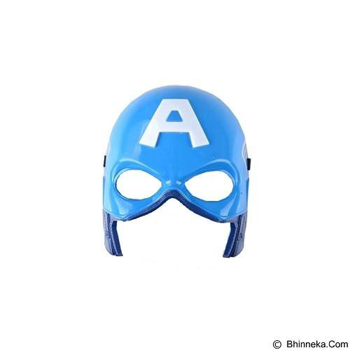 RAMS Avengers Mask Capt A - Mainan Kostum dan Aksesoris