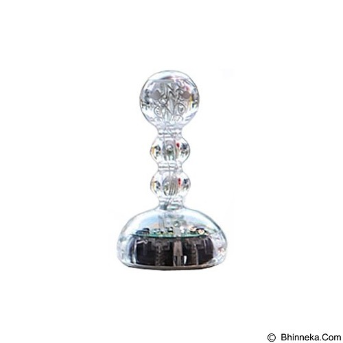 RAMUN Campanello Muse [CAMPM-CL] - Clear - Lampu Meja
