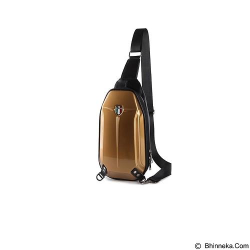 RAYSPORT Shoulder Bag Hardshell - Gold (Merchant) - Sling-Bag Pria