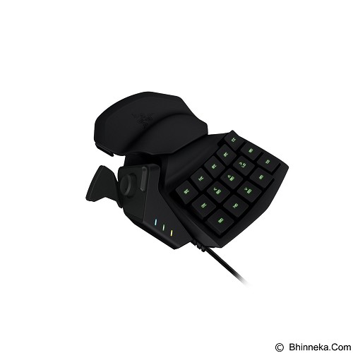 RAZER Keyboard Tartarus Membrane [RZ07-01030100-R3M1] (Merchant) - Gaming Keyboard