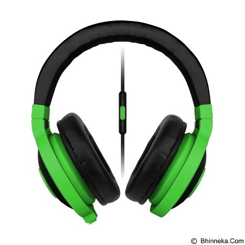 RAZER Kraken Mobile Neon [RZ04-01400600-R3M1] - Green (Merchant) - Gaming Headset
