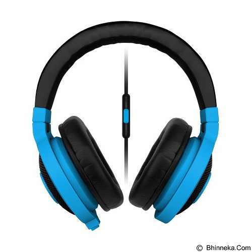 RAZER Kraken Mobile Neon [RZ04-01400700-R3M1] - Blue (Merchant) - Gaming Headset