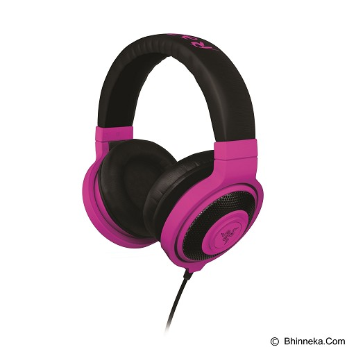RAZER Kraken Neon Series [RZ12-00870900-R3M1] - Purple (Merchant) - Gaming Headset