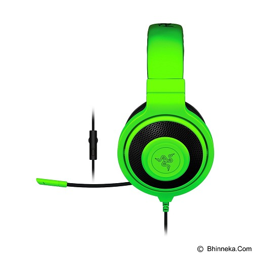 RAZER Kraken Pro 2015  [RZ04-01380100-R3U1] - Green (Merchant) - Gaming Headset