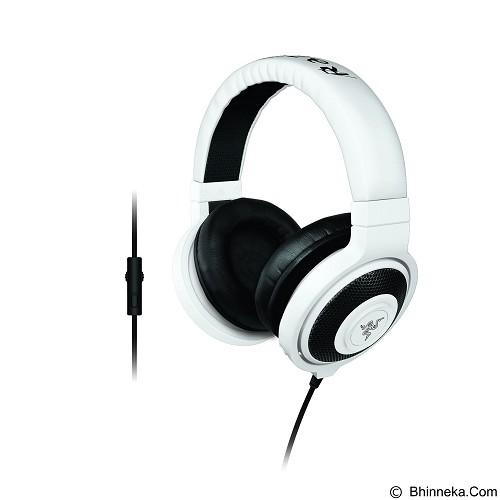 RAZER Kraken Pro 2015  [RZ04-01380200-R3U3] - White (Merchant) - Gaming Headset