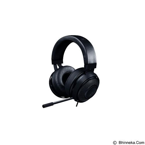 RAZER Kraken Pro V2 [RZ04-02050100-R3M1] - Black - Gaming Headset