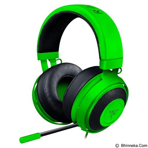 RAZER Kraken Pro V2 - Green (Merchant) - Gaming Headset