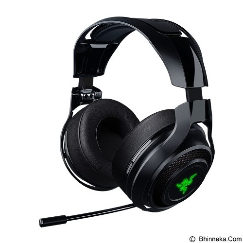 RAZER ManO'War Wireless 7.1 [RZ04-01490100-R3A1] (Merchant) - Gaming Headset