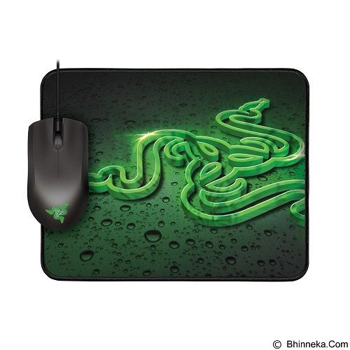 RAZER Mouse Abyssus 1800 [RZ01-01190100-R3A8] (Merchant) - Gaming Mouse