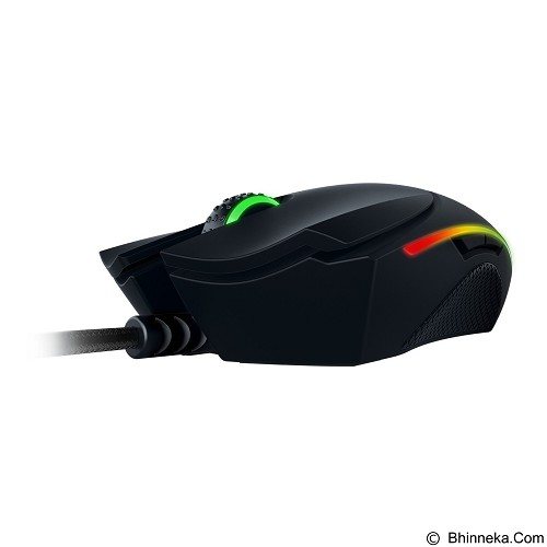 RAZER Mouse Diamondback Chroma [RZ01-01211100-R3A1] (Merchant) - Gaming Mouse