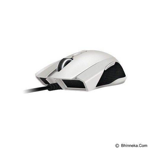 RAZER Mouse Taipan [RZ01-00780500-R3A1] - White (Merchant) - Gaming Mouse