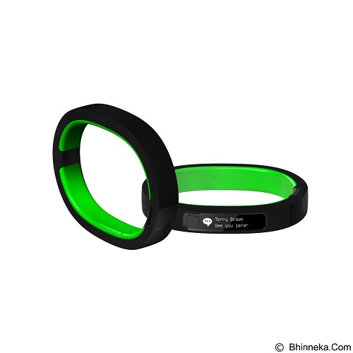 RAZER Nabu 2015 Smartband Small/Medium [RZ15-20600--R3A1] (Merchant) - Smart Watches