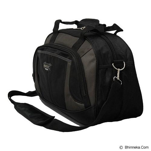 REAL POLO Travel Bag [6303] - Black - Travel Bag