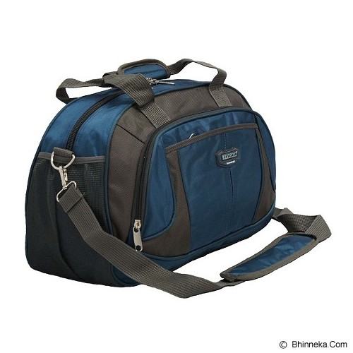 REAL POLO Travel Bag [6303] - Blue - Travel Bag