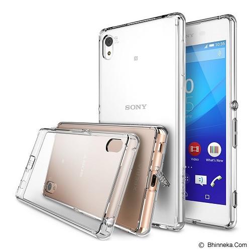 REARTH Fusion Sony Xperia Z3 Plus/Z4 Case [RFSN007] - Crystal View - Casing Handphone / Case