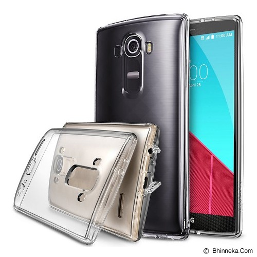 REARTH Ringke Fusion LG G4 [RFLG016] - Crystal View - Casing Handphone / Case