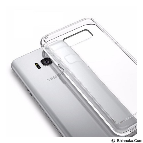 REARTH Samsung Galaxy S8 Case Ringke Fusion - Clear (Merchant) - Casing Handphone / Case