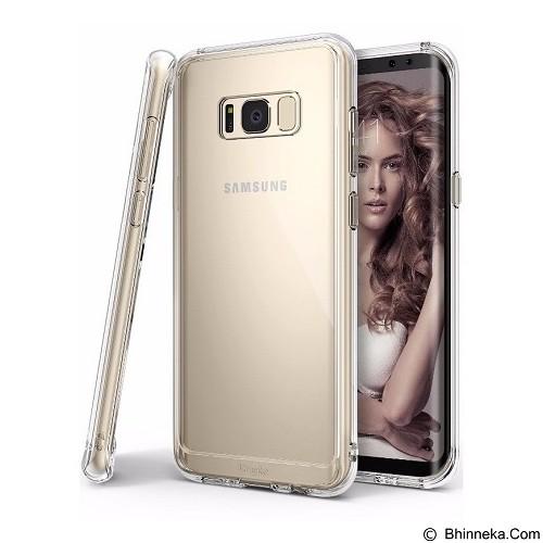 REARTH Samsung Galaxy S8 Case Ringke Fusion - Clear (Merchant) - Casing Handphone / Case