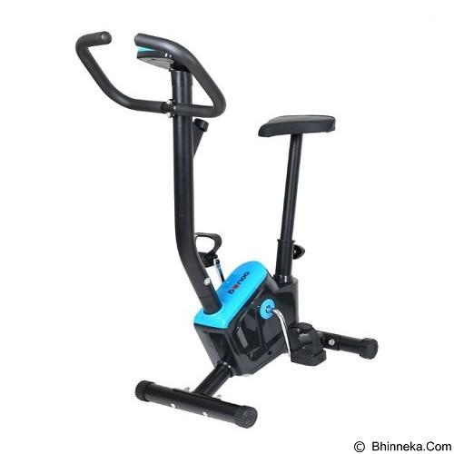 RED PANDA Belt Fitness Exercise Bike 320 - Blue (Merchant) - Exercise Bike