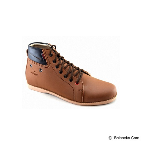 REDKNOT Luz Size 39 - Tan - Casual Boots Pria