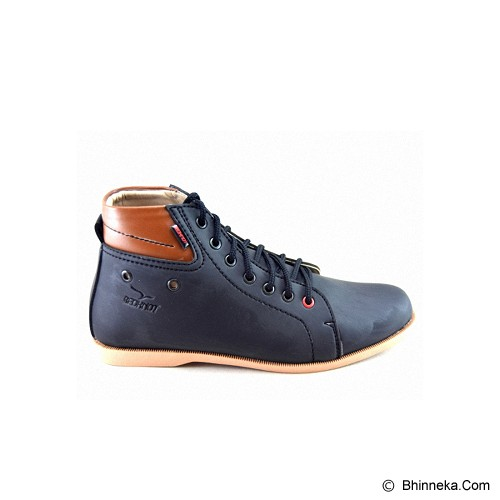 REDKNOT Luz Size 40 - Black - Casual Boots Pria