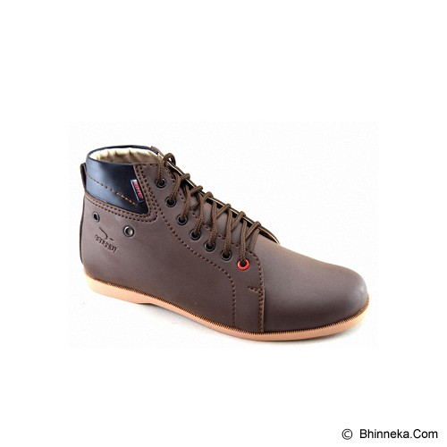 REDKNOT Luz Size 40 - Brown - Casual Boots Pria