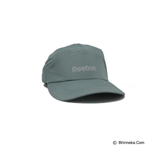 REEBOK Running Cap [MC-R6022] - Mgh - Topi Pria