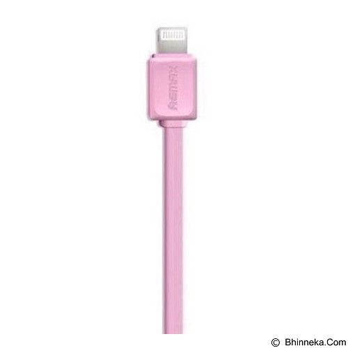 REMAX Cable Lightning [RC 008i] - Pink - Cable / Connector Usb