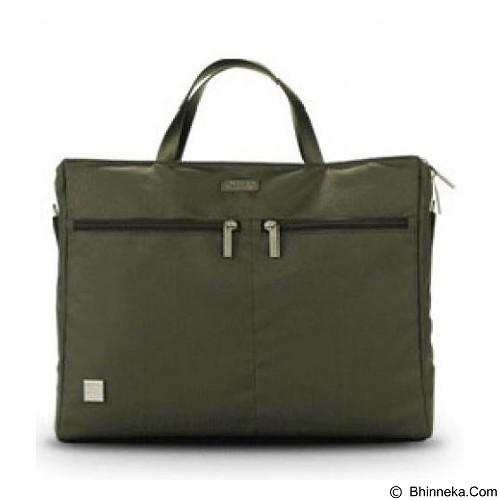 REMAX Carry Bag [304] - Dark Green (Merchant) - Notebook Shoulder / Sling Bag