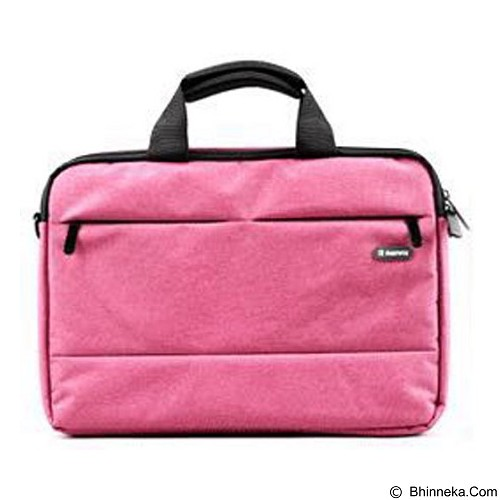 REMAX Carry Bag Fashionable Exclusive [303] - Pink (Merchant) - Notebook Carrying Case