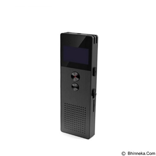 REMAX Digital Meeting Voice Recorder RP1 - Black (Merchant) - Voice Recorders