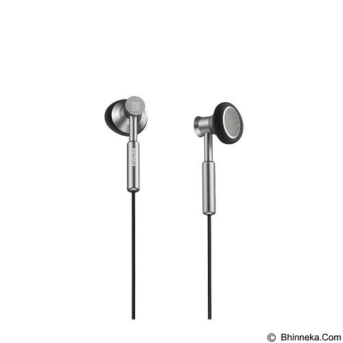 REMAX Earphone with Microphone Volume Control [RM-305M] - Black (Merchant) - Earphone Ear Bud