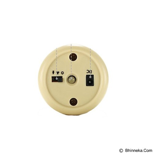 REMAX F4 Portable Cute Mini Fan - Cream (Merchant) - USB & Portable Fan