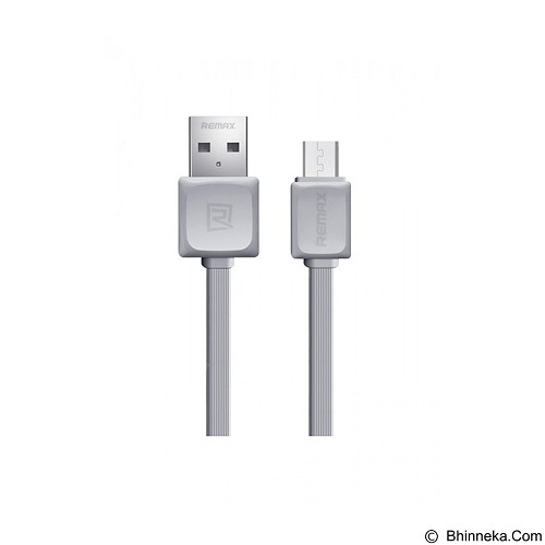 REMAX Kabel Data [RC 008] - Grey - Cable / Connector Usb