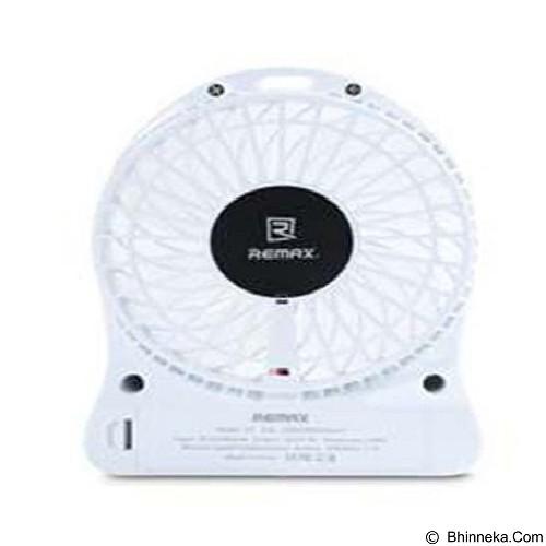 REMAX Kipas Angin Mini USB [F1] - White (Merchant) - USB & Portable Fan